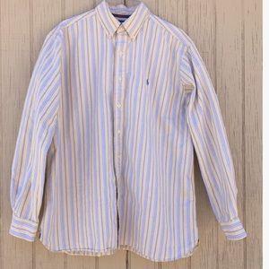 Ralph Lauren Classic Fit Button down Shirt 👔